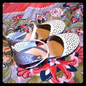 Girls Gymboree Dress Shoes Size 2